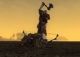 ダークフォール(DarkFall) MMORPG